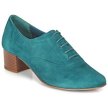 Čevlji  Ženske Čevlji Derby André CASSIDY Modra