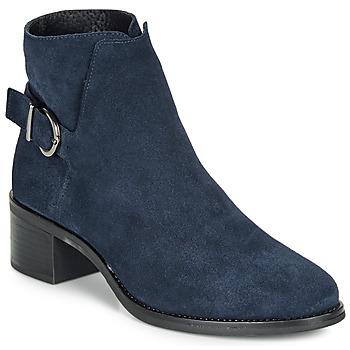 Čevlji  Ženske Gležnjarji André MIRLITON Modra