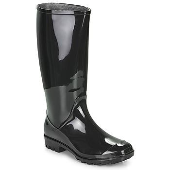Čevlji  Ženske Mestni škornji    André BALIA Črna