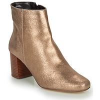Čevlji  Ženske Gležnjarji André LAPA Zlata