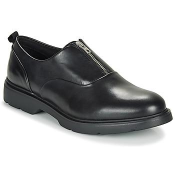Čevlji  Moški Čevlji Richelieu André BRADON Črna