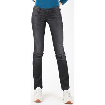 Oblačila Ženske Jeans straight Lee Lynn L340KCEB black