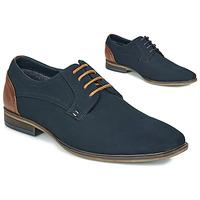 Čevlji  Moški Čevlji Derby André FYLON Modra