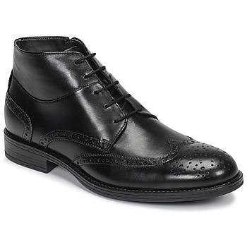 Čevlji  Moški Polškornji André LORMAND Črna