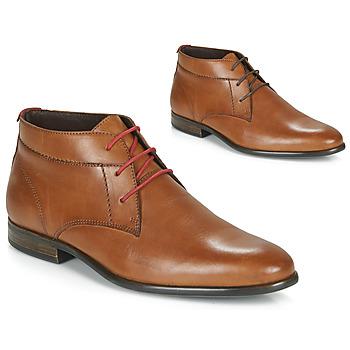 Čevlji  Moški Polškornji André NEZIA Cognac