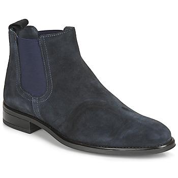 Čevlji  Moški Polškornji André NORLAND 2 Modra