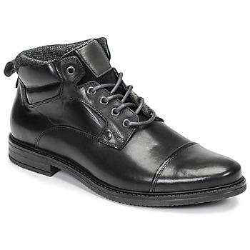 Čevlji  Moški Polškornji André VABON Črna