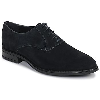 Čevlji  Moški Čevlji Richelieu André CHARMING Modra