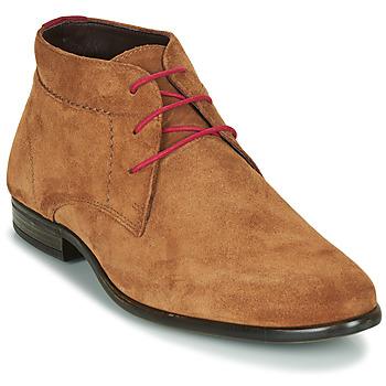 Čevlji  Moški Polškornji André VELEGANT Cognac