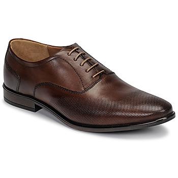 Čevlji  Moški Čevlji Richelieu André PERFORD Kostanjeva