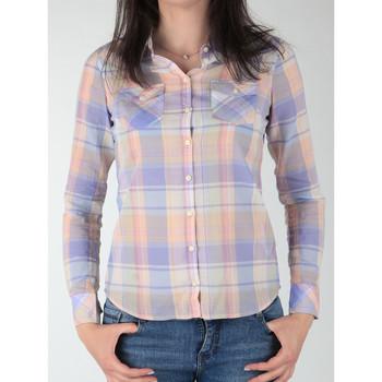 Oblačila Ženske Srajce & Bluze Wrangler Western Shirt W5045BNSF Multicolor