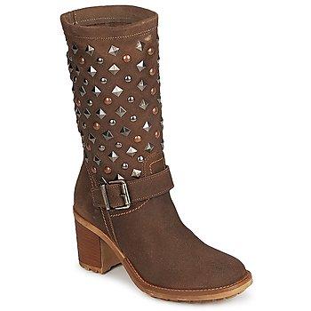 Čevlji  Ženske Mestni škornji    Meline DOTRE Kostanjeva