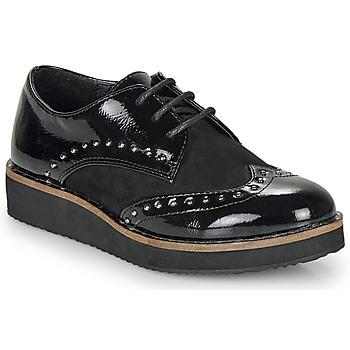 Čevlji  Deklice Čevlji Derby André FENELLA Črna