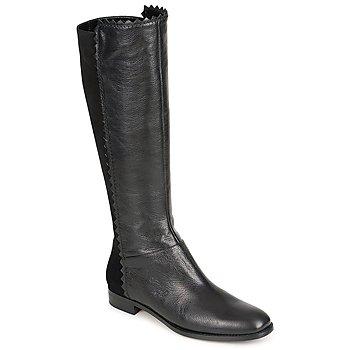Čevlji  Ženske Mestni škornji    Moschino Cheap & CHIC CA2612 Črna