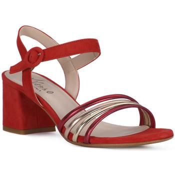 Čevlji  Ženske Sandali & Odprti čevlji Priv Lab SANDALO 1577 Rosso