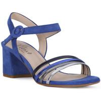 Čevlji  Ženske Sandali & Odprti čevlji Priv Lab SANDALO 969 Blu