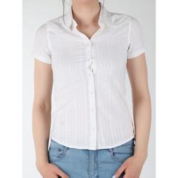 Oblačila Ženske Srajce & Bluze Wrangler Sammy W5021CA12 white