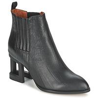 Čevlji  Ženske Gležnjarji Jeffrey Campbell ISOULOI Črna
