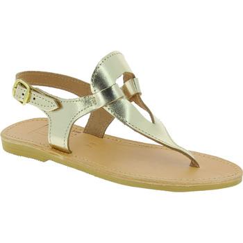 Čevlji  Ženske Sandali & Odprti čevlji Attica Sandals ARTEMIS CALF GOLD oro