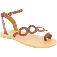 Čevlji  Ženske Sandali & Odprti čevlji Attica Sandals APHRODITE CALF DK-BROWN marrone
