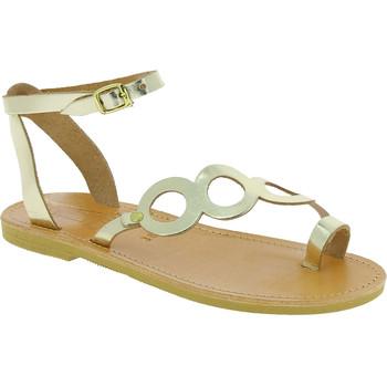 Čevlji  Ženske Sandali & Odprti čevlji Attica Sandals APHRODITE CALF GOLD oro
