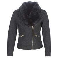 Oblačila Ženske Usnjene jakne & Sintetične jakne Only ONLCLASSY Črna