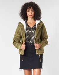 Oblačila Ženske Jakne Only ONLNEWCALLY Kaki