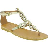 Čevlji  Ženske Sandali & Odprti čevlji Attica Sandals GAIA CALF GOLD oro
