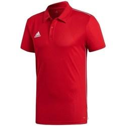 Oblačila Moški Polo majice kratki rokavi adidas Originals Core 18 Rdeča