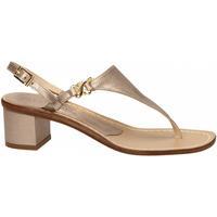 Čevlji  Ženske Sandali & Odprti čevlji Paolo Ferrara WASH champagne