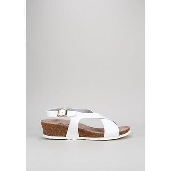 Čevlji  Ženske Sandali & Odprti čevlji Senses & Shoes  Bela