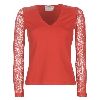 Oblačila Ženske Topi & Bluze Moony Mood LANELORE Rdeča
