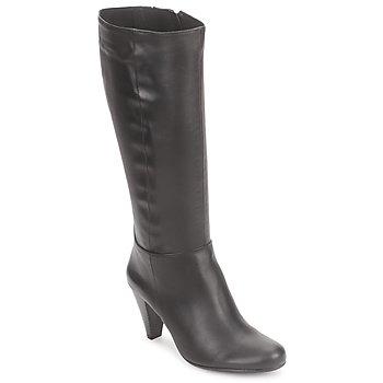 Čevlji  Ženske Mestni škornji    So Size ARDEIN Črna