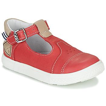 Čevlji  Dečki Sandali & Odprti čevlji GBB ATALE Rdeča