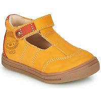 Čevlji  Dečki Sandali & Odprti čevlji GBB ARENI Rumena