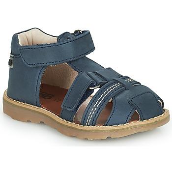Čevlji  Dečki Sandali & Odprti čevlji GBB SEVILLOU Modra