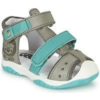 Čevlji  Dečki Sandali & Odprti čevlji GBB EUZAK Siva / Modra
