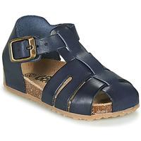 Čevlji  Dečki Sandali & Odprti čevlji GBB FREDERICO Modra