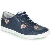 Čevlji  Deklice Nizke superge GBB ASTROLA Modra