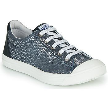 Čevlji  Deklice Nizke superge GBB MATIA Modra
