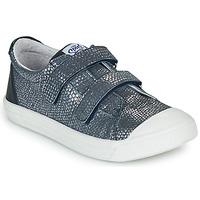 Čevlji  Deklice Nizke superge GBB NOELLA Modra
