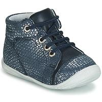 Čevlji  Deklice Visoke superge GBB OLSA Modra
