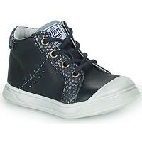 Čevlji  Deklice Visoke superge GBB AGAPE Modra
