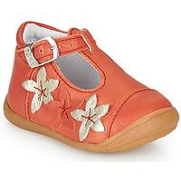Čevlji  Deklice Balerinke GBB AGATTA Koralna