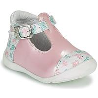 Čevlji  Deklice Balerinke GBB MERTONE Rožnata