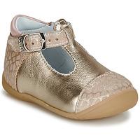 Čevlji  Deklice Balerinke GBB MERTONE Bež