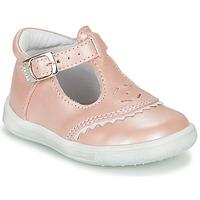 Čevlji  Deklice Balerinke GBB AGENOR Rožnata