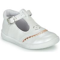 Čevlji  Deklice Balerinke GBB AGENOR Bela