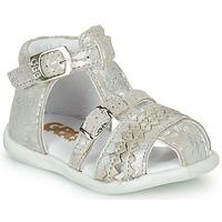 Čevlji  Deklice Sandali & Odprti čevlji GBB ALIDA Bež
