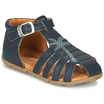 Čevlji  Deklice Sandali & Odprti čevlji GBB ANAYA Modra